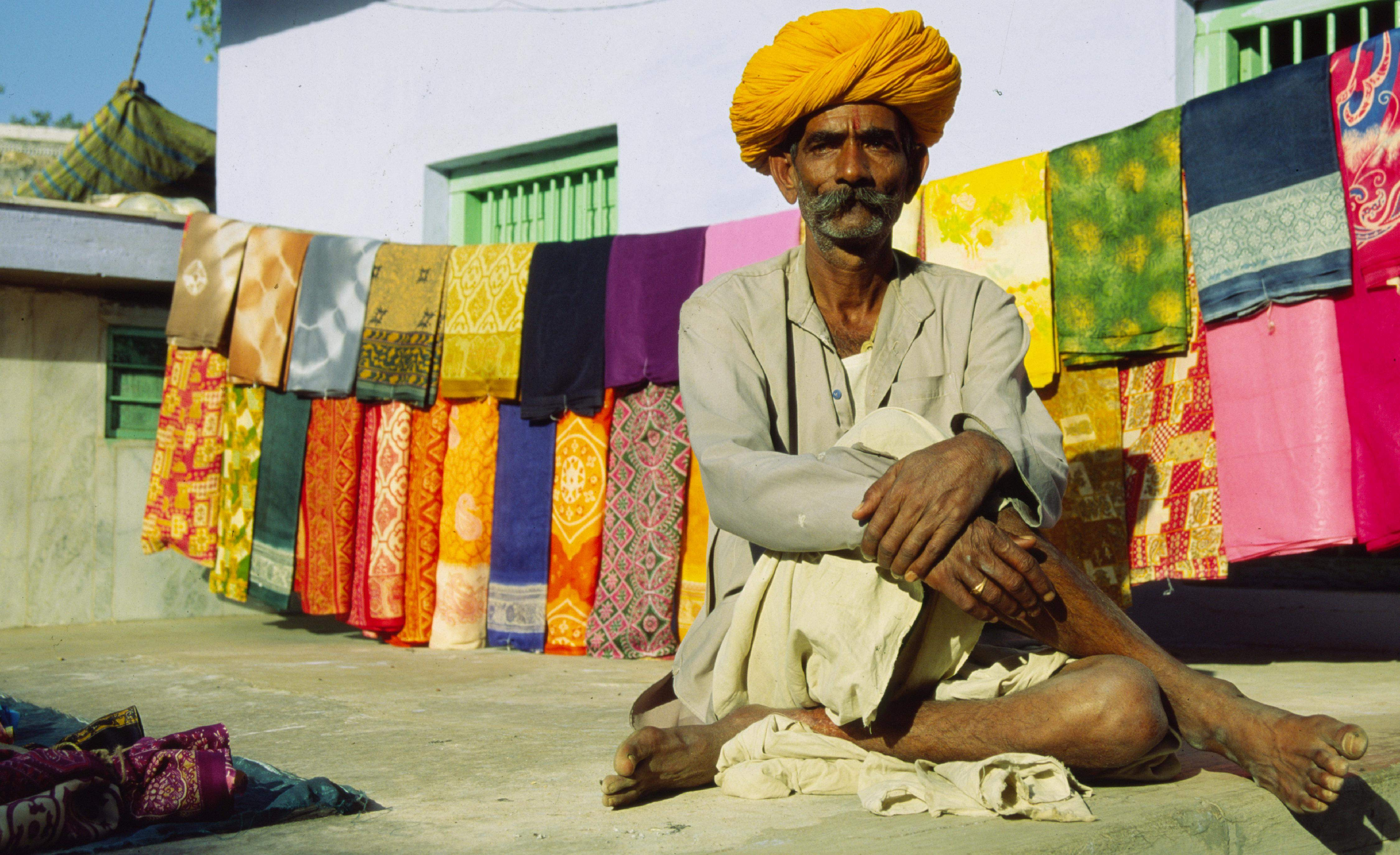 Indien Abenteuer Ganges