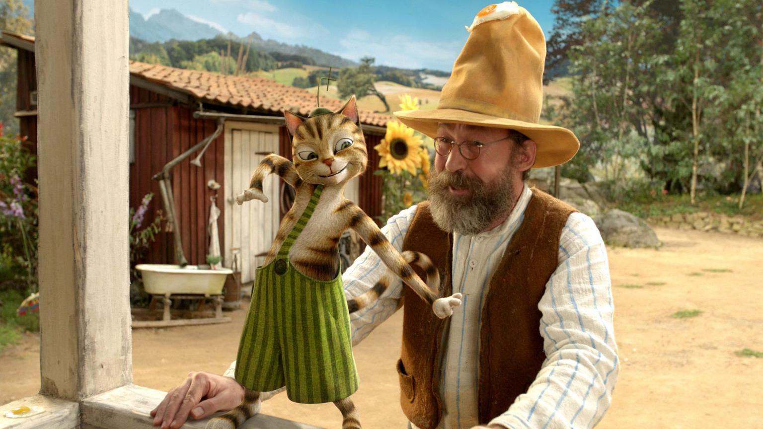 Pettersson und Findus – Kleiner Quälgeist, große Freundschaft