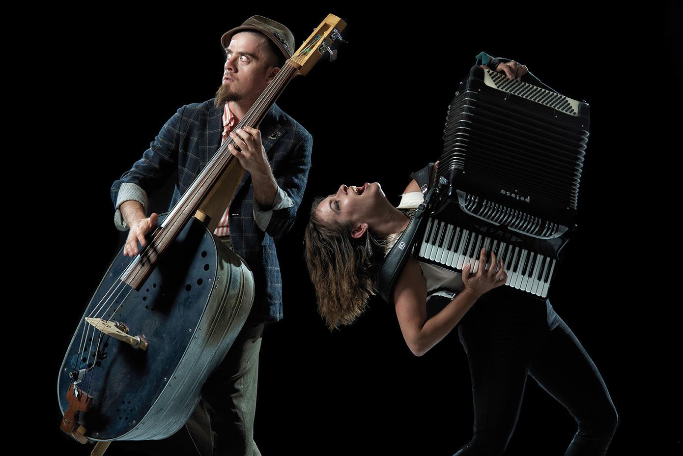 Three For Silver – Doom-Folk-Trio aus Portland (USA)