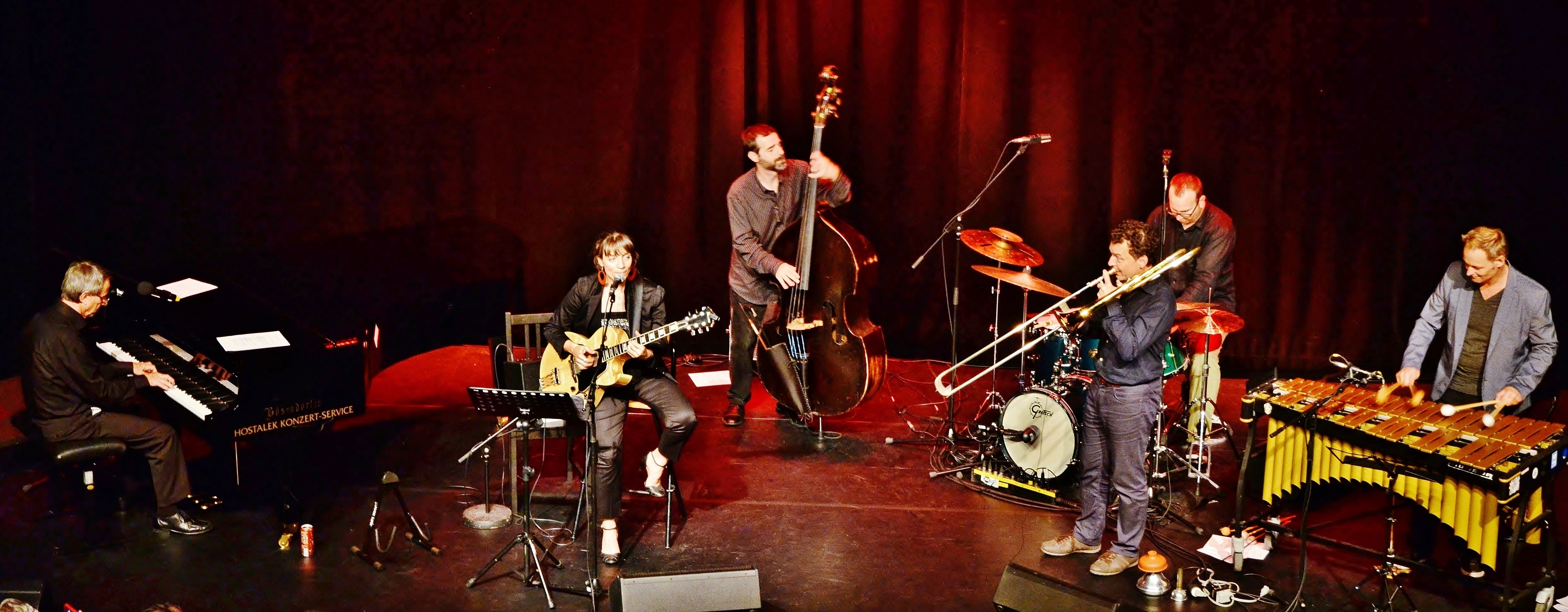 Jazz Jam Session Nr. 9 – Unforgettable Songs