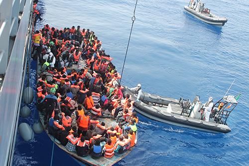 Libyen: Vom Schurkenstaat zum Failed State. Wie das reichste Land Afrikas zum Brückenkopf der Migration nach Europa wurde