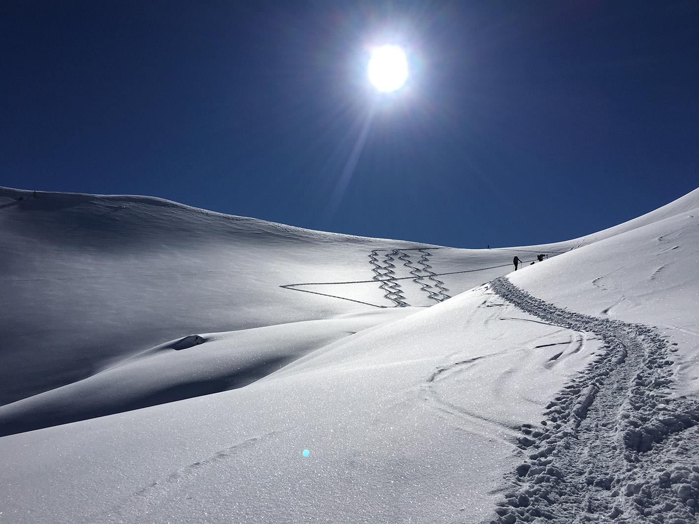 Tipps und Tricks zum Skitourengehen