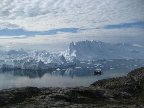 Das Abschmelzen der großen Eisgebiete – Kann es das Klimaabkommen von Paris noch verhindern?