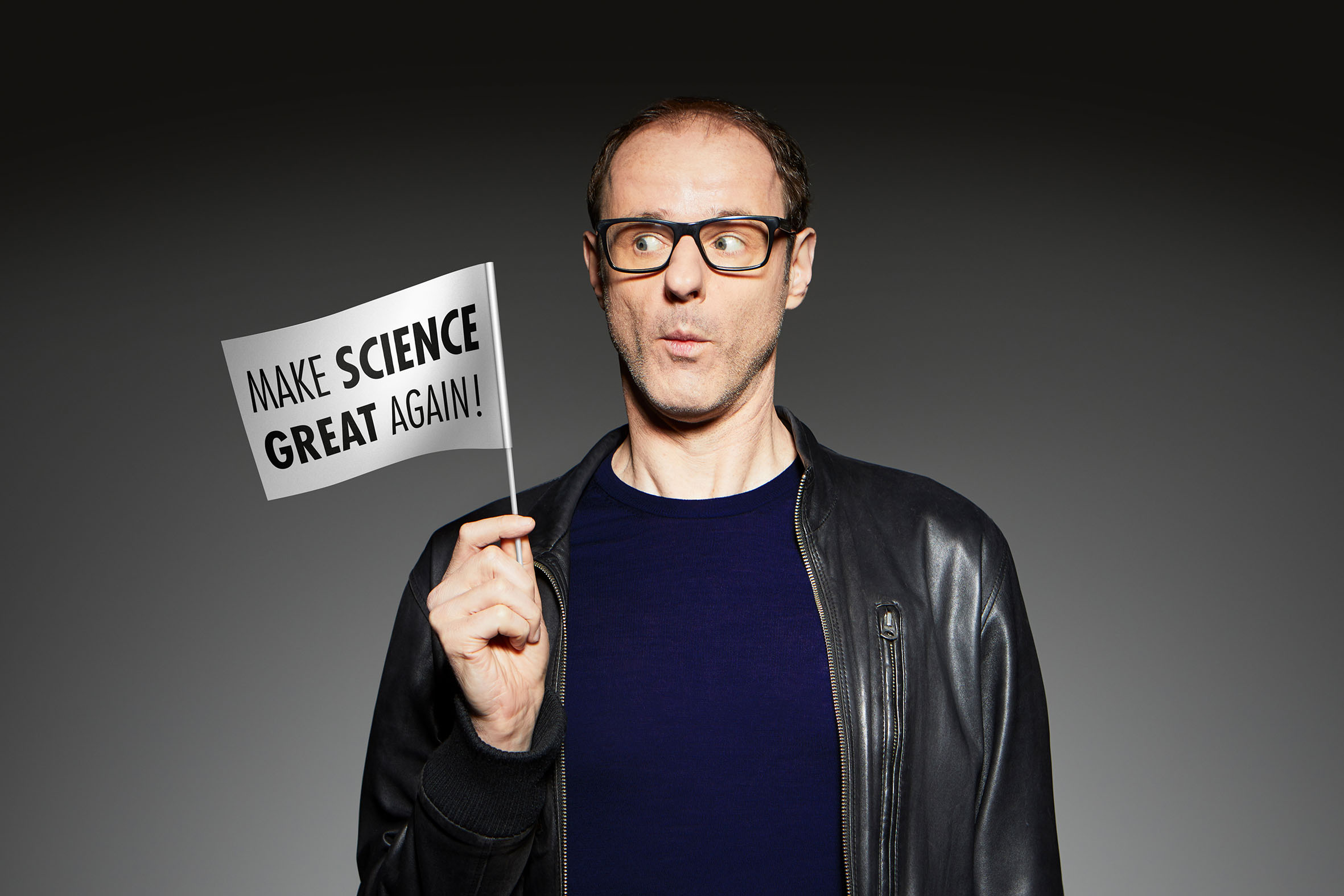 Make Science Great Again!