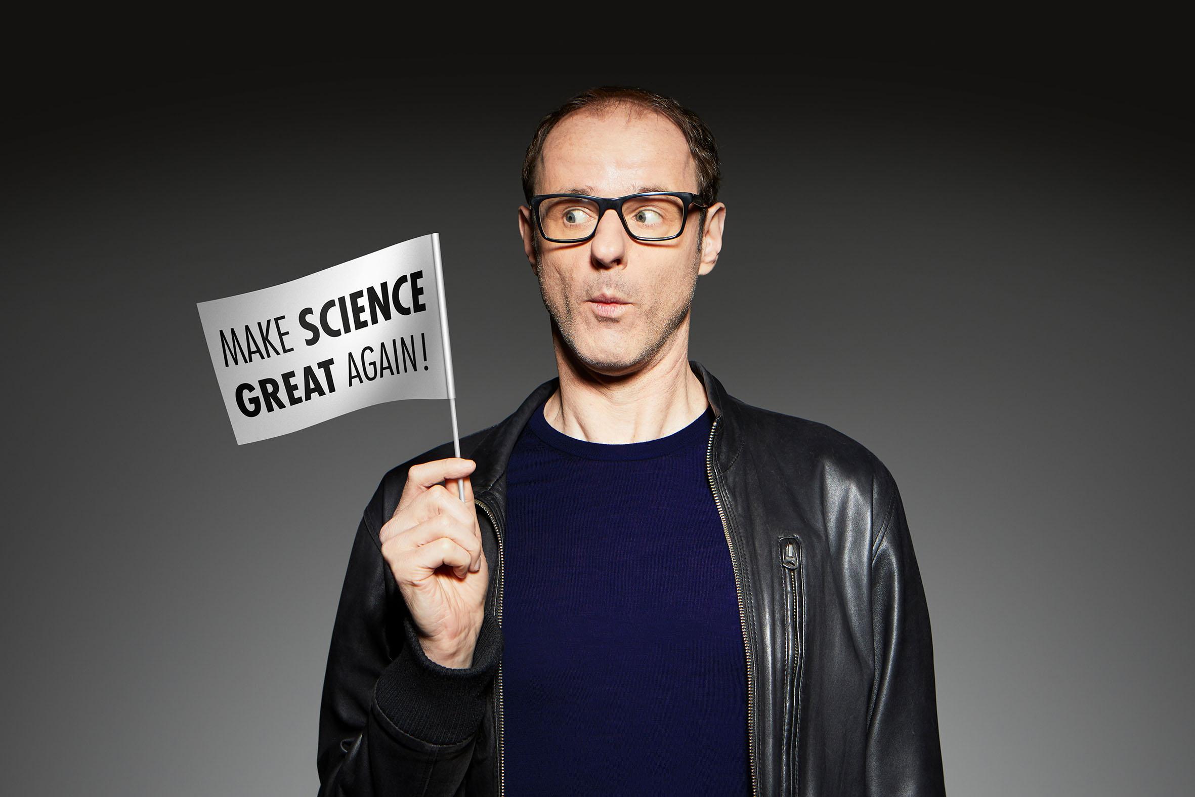 Make Science Great Again!