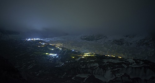 E.B.C. 5300m/Das Leben der Sherpas im Wandel