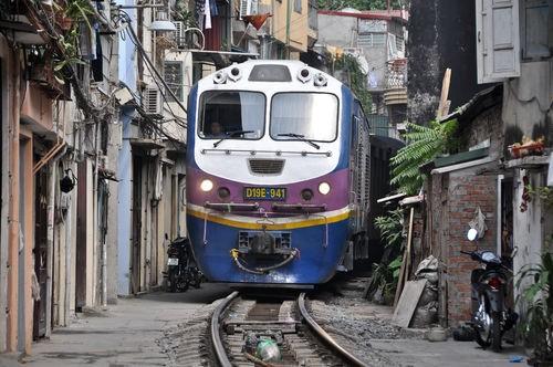 Vietnam – Mit dem Zug durch Südostasien