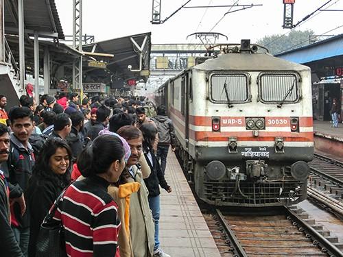 Südindien – Ein Bahn-Reise-Abenteuer