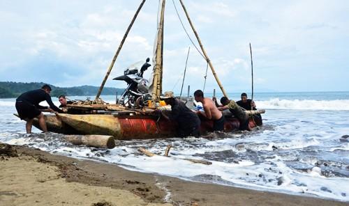 Am Ende der Straße – Verloren auf dem Pazifik