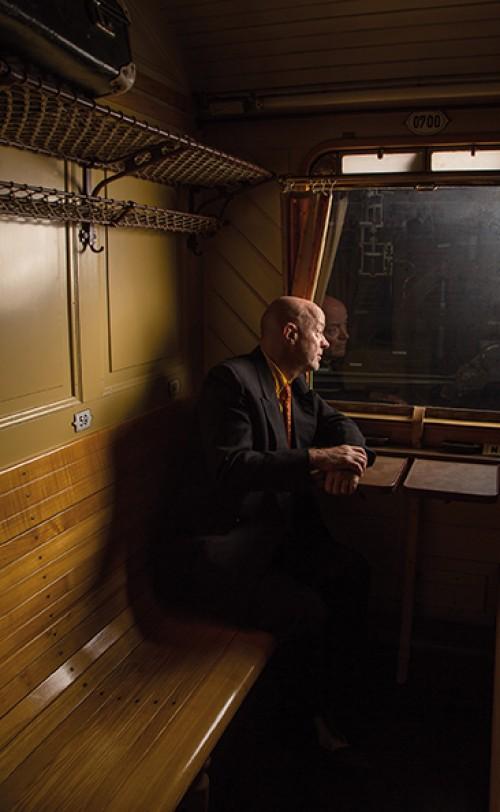 Zug. Eine Reise mit Erich Kästner