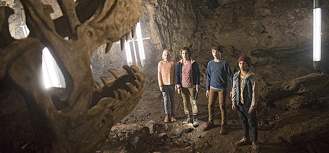 5 Freunde und das Tal der Dinosurier