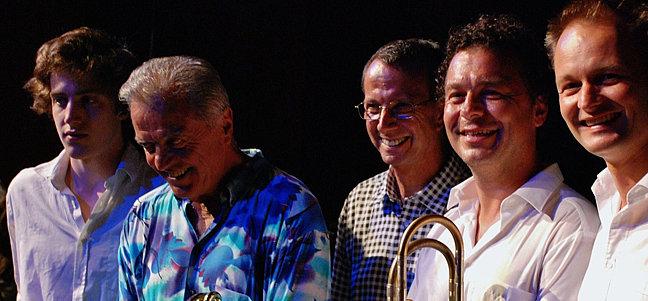 Jam Session Nr. 4 Adi Jüstel meets Rudi Josel & the Flip Philipp Jazztet