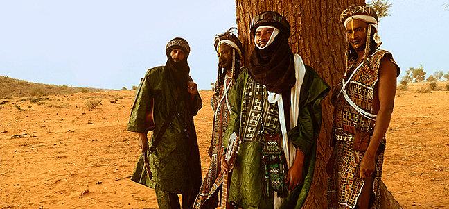 """3<sup>rd</sup> African Pearls – """"Wüsten-Blues"""" aus der Sahara"""