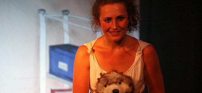 Anna und der Wolf