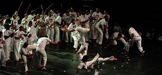 Capoeira – Batizado & Troca de Cordas