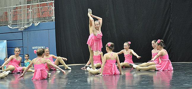 TGUS Salzburg Showdancegala 2014