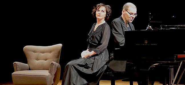 Sonate für Klavier und Witwe