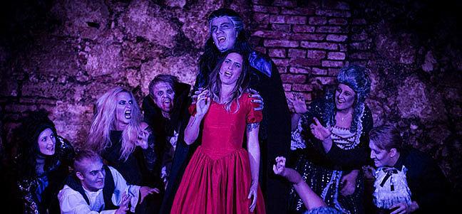 Halloween Musical Show