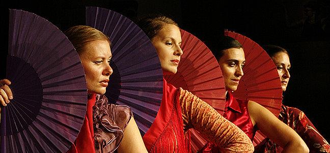 """Flamenco Tanzshow """"BAILAORAS"""""""