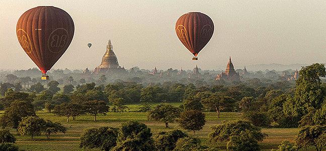 Burma – Zauber eines goldenen Landes