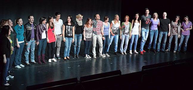 Backstage – Der Fall der Diva