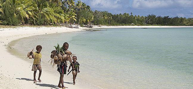 Vanuatu – die glücklichsten Menschen