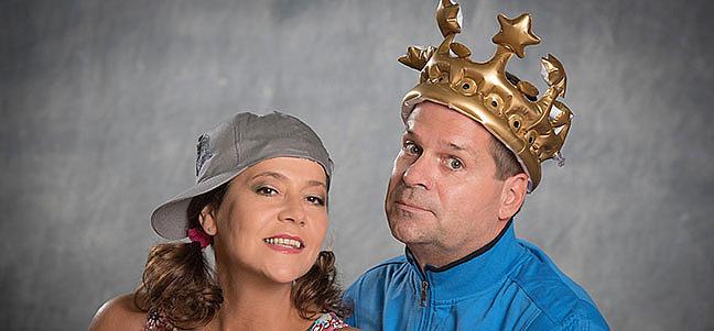 Drama Queen & Couch Potato