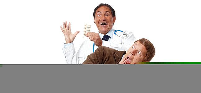 Ärztlich Willkommen