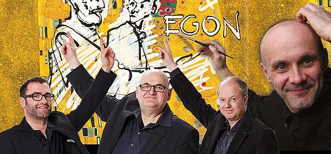Gustav & Egon – Die Art von Klimt und Schiele
