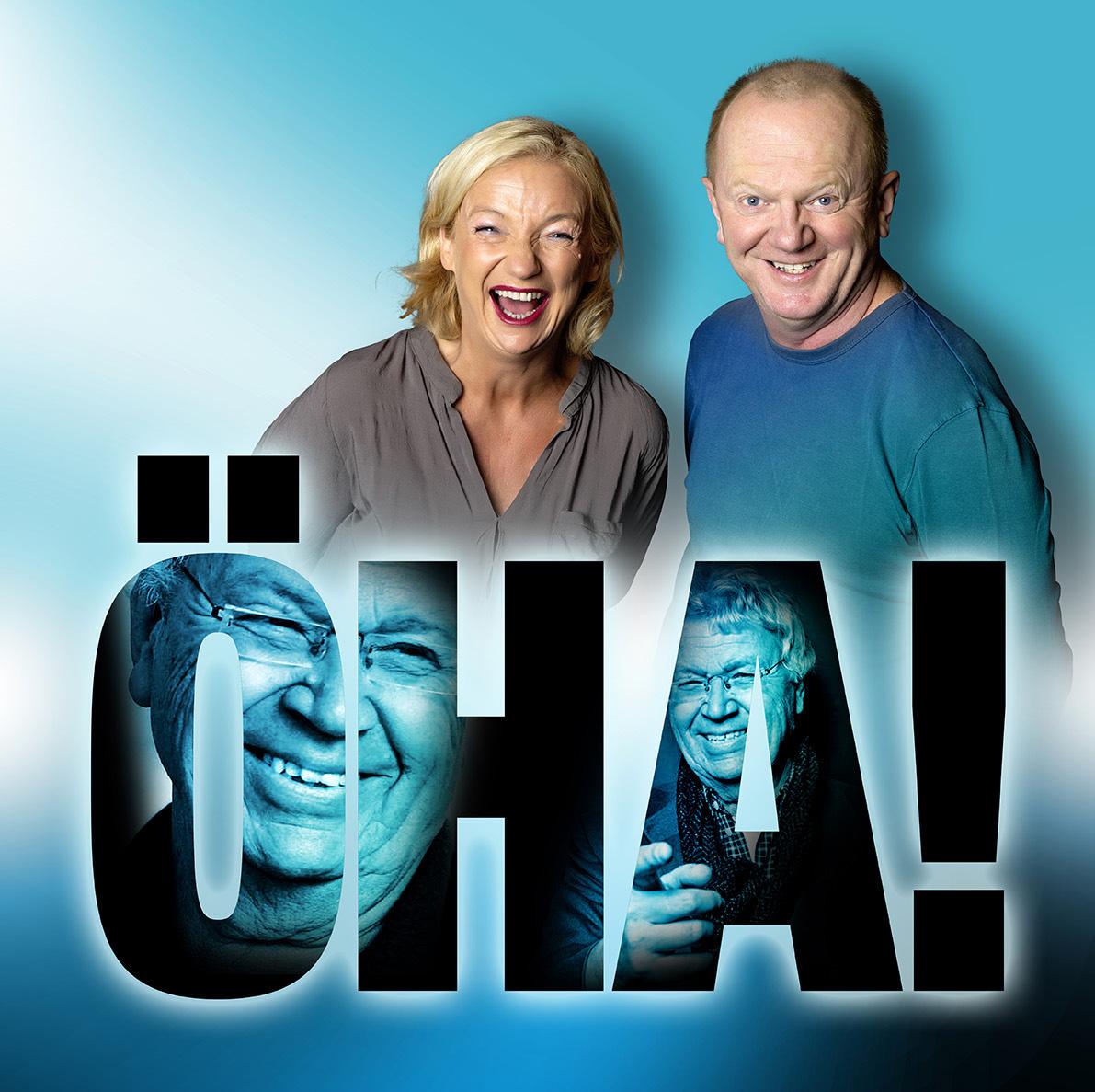 ÖHA! Anita Köchl & Edi Jäger spielen Gerhard Polt